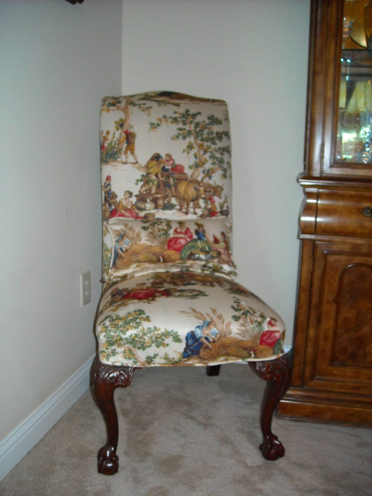Custom Dining Chair Slipcovers Covers Living Room Chairs And Parson