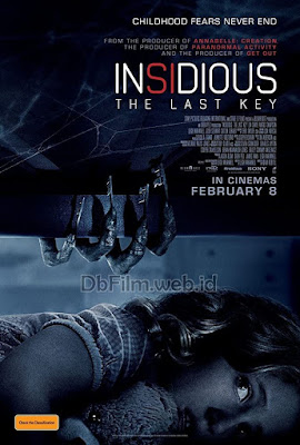 Sinopsis film Insidious: The Last Key (2018)