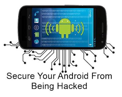 Amankan Segera Smartphone Android Anda dari Peretas (Hacker)