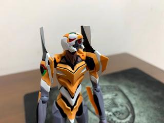 Robot魂 Eva 初號機 細節