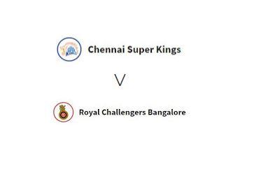 चेन्नई सुपर किंग्स मैच 5 बनाम रॉयल चैलेंजर्स बैंगलोर