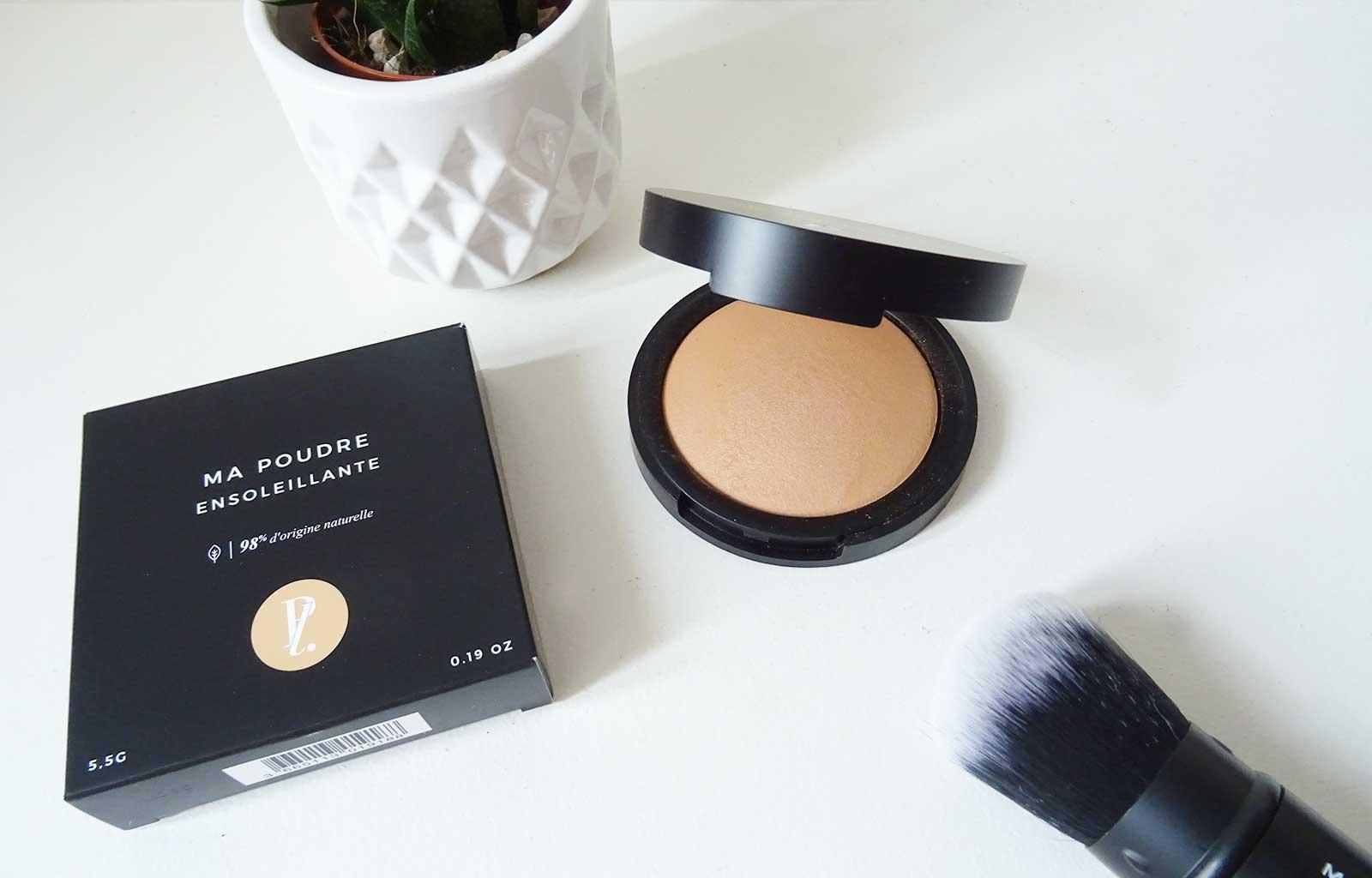 Maquillage P.Lab Beauty poudre ensoleillante