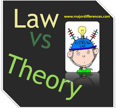 law vs theory