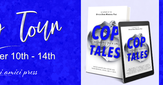 TOUR - ANTHOLOGY - Cop Tales, An Anthology for a cause