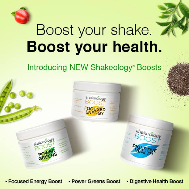 What Are Shakeology Boosts Rachel Faul Fitness