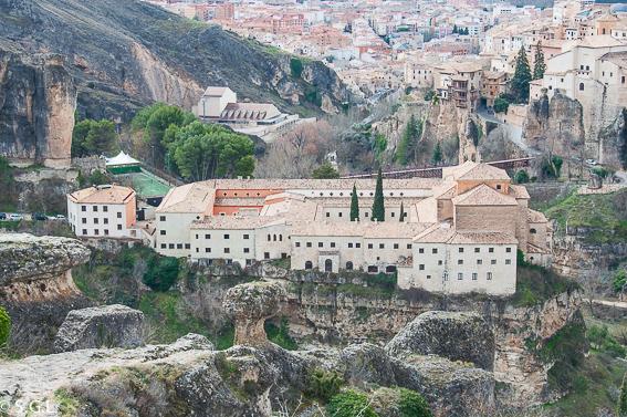 Parador de Cuenca, antiguo convento de San Pablo