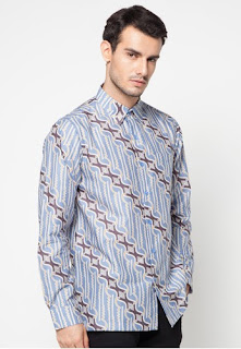 Model Kemeja Batik Pria