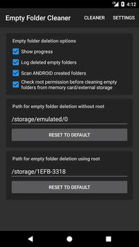 empty folder cleaner apk Download - Top4uApk