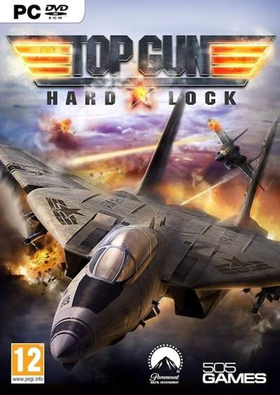 Top Gun Hard Lock PC Full 2012 Español Reloaded Descargar