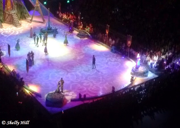 Disney on Ice FROZEN in Hershey Pennsylvania