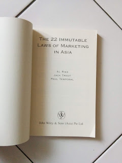 The 22 Immutable Laws of Marketing in Asia