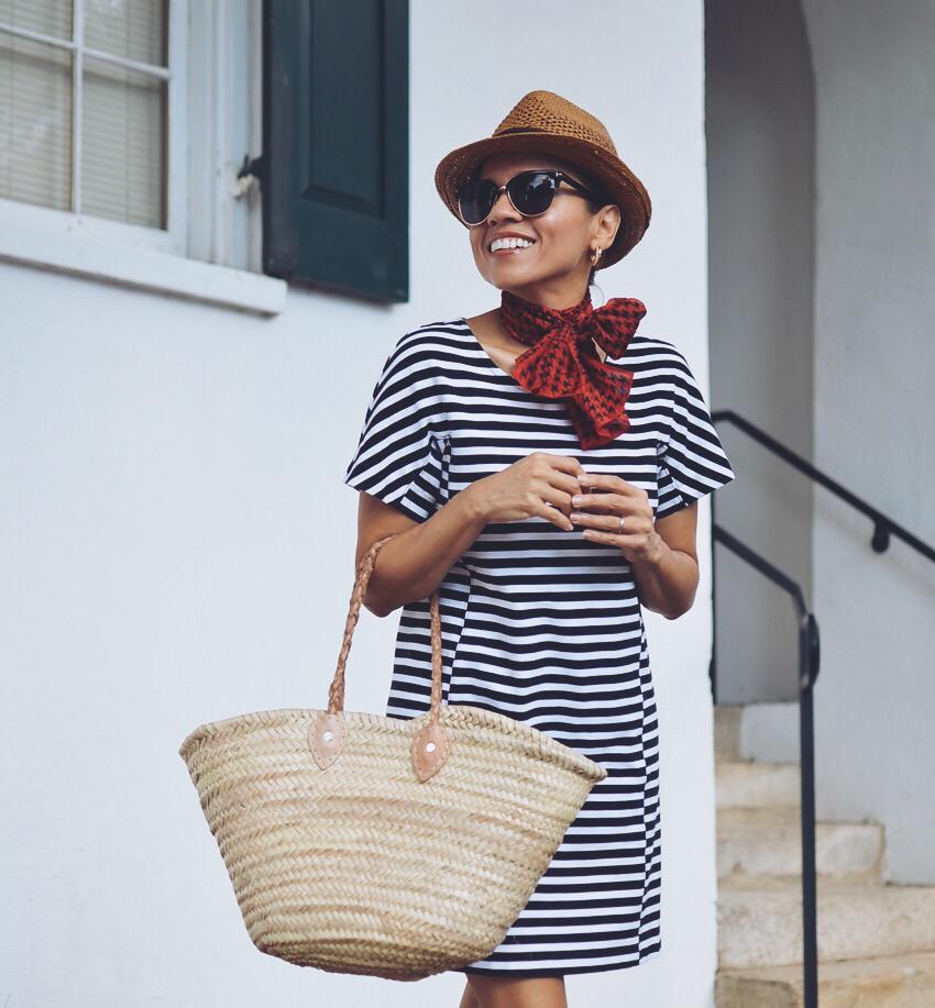 40 + Fashion Blogger