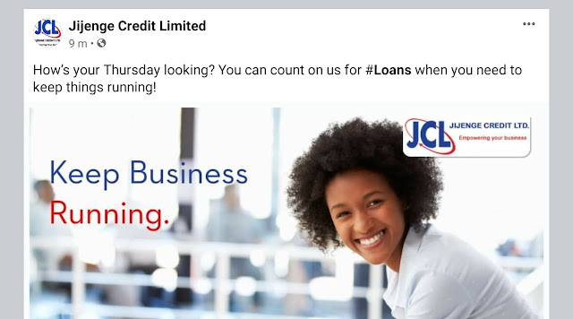 Jijenge Credit Limited