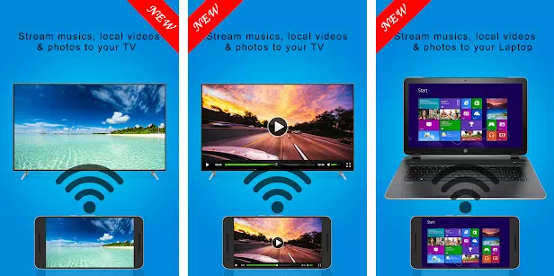Aplikasi Untuk Menghubungkan Ponsel Android ke TV-2