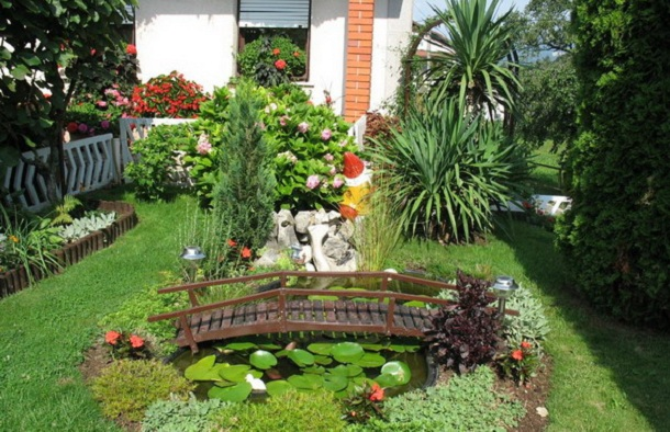 Kumpulan Gambar  Taman  Bunga  yang  Indah  dan Inspiratif Blog