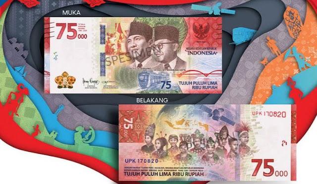 BI Belum Buka Layanan Penukaran Uang Rp 75 Ribu di Lumajang