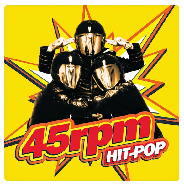 45RPM – Vol.2 HIT POP [APE]