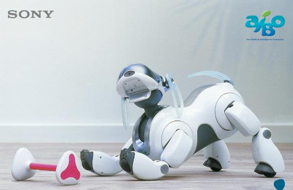 سوني تعتزم العودة لصناعة الروبوتات عبر ابتكار جديد