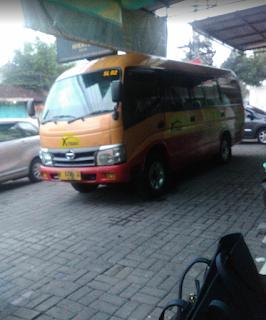 Shuttle Solo Semarang