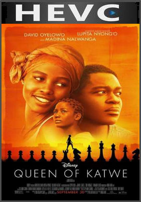 Queen of Katwe 2016 Hindi ORG Dual Audio 180MB BluRay HEVC Mobile