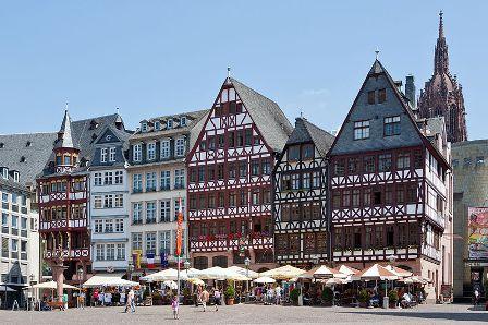 Römerberg, Frankfurt