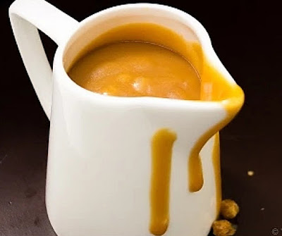 How to make butterscotch sauce at home