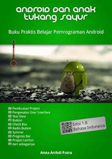 Ebook: Android Dan Anak Tukang Sayur