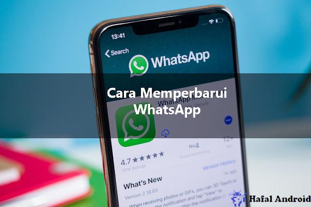 [Terbukti] √ 4 Cara Memperbarui WhatsApp Yang Kadaluarsa 2019