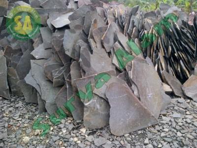 Batu Lempeng Acak / Random