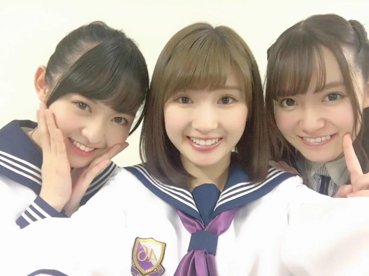 foto-foto kenangan Yuyu-chan selama menjadi anggota Nogizaka46