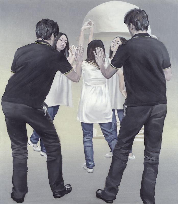 Польский художник. Bogumil Ksiazek