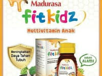 Fitkidz Multivitamin Anak, Paket Nutrisi Lengkap yang Serba Praktis