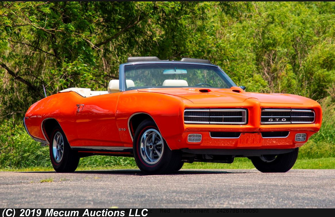 Pontiac in Canada 1959-1969 | phscollectorcarworld