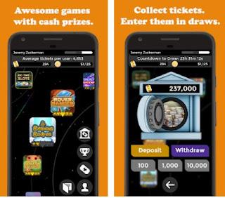 aplikasi penghasil uang di android-big time cash