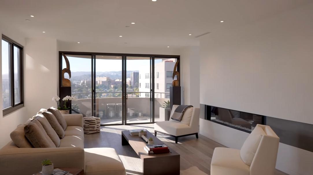 22 Interior Design Photos vs. 10560 Wilshire Blvd #1501, Los Angeles, CA Luxury Condo Tour