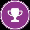 Trekker award icon