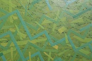 Karol Karwowski - Labyrinthus caelestis wystawa Centrum Spotkania Kultur