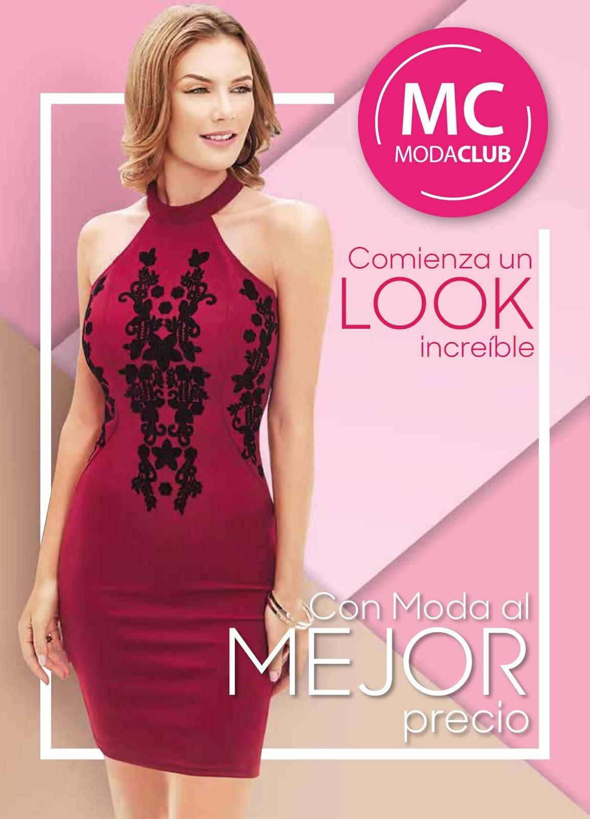 catalogo modaclub ofertas