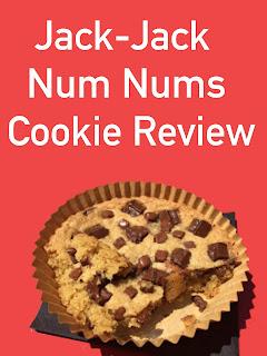 Jack-Jack Cookie Num Nums Review Disneyland