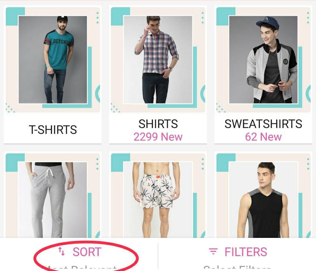 Messho app पर बढ़िया Tshirt कैसे खरीदें