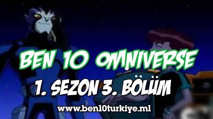 Ben 10 Omniverse 1.Sezon 3.Bölüm Geçmişten Bir Çarpma | Ben 10 Türkiye
