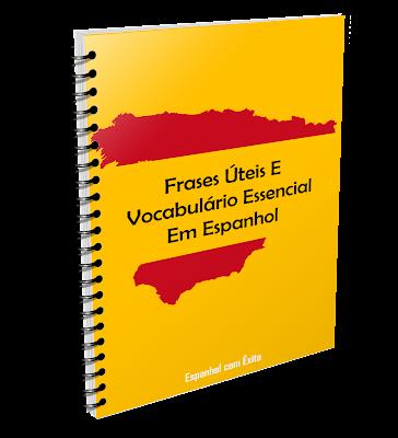 frases e vocabulário em espanhol