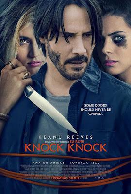 Poster Knock Knock 2015 English HD 720p