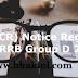 RRC (ECR) Notice Regarding PET of RRB Group D 2018-2019
