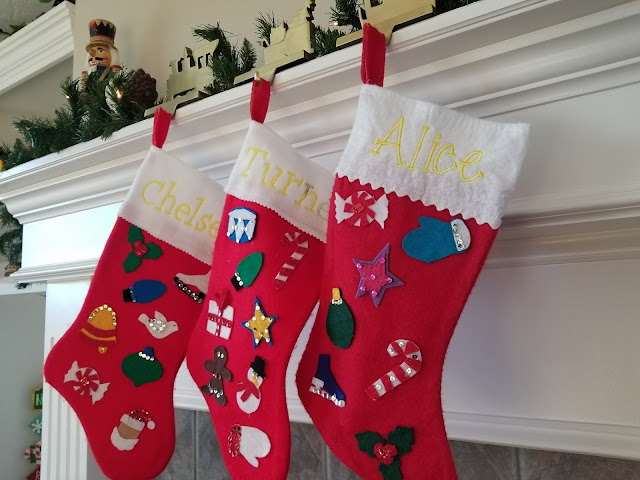 Vintage Felt Holiday Stocking Tutorial by GYCT Designs