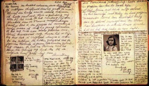 Anne Frank Real Diary ...