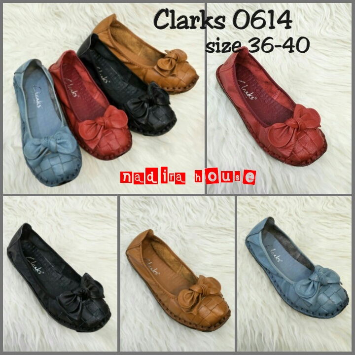 Per tgl 12 Desember 2017 restok kode 0610 dan kode 0612. Sepatu Clarks ... 6b0b10866a