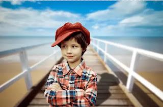 Cara Membuat Efek Blur / Bokeh Di Photoshop
