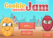 Cookie needs Jam