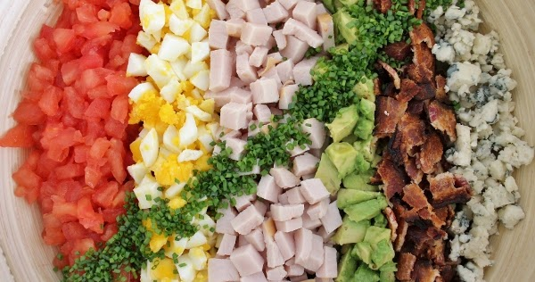 The Hollywood Brown Derby Cobb Salad